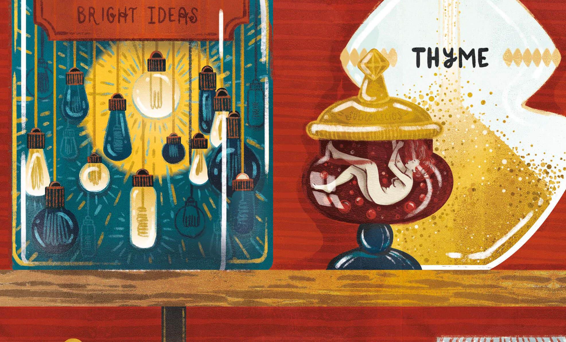 aurora creative studio graphic design illustration cape town portfolio exhibition